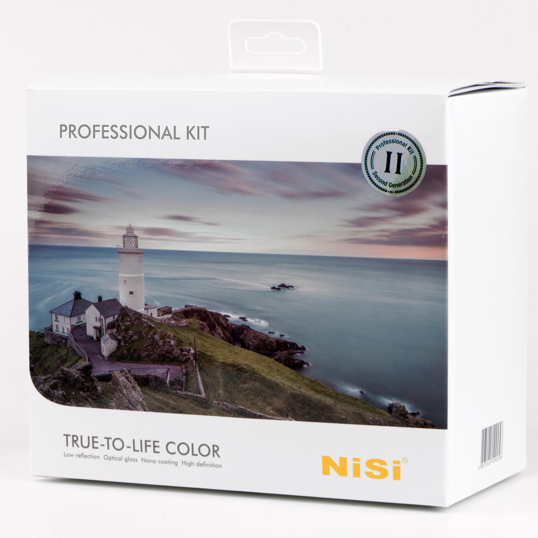 NISI Filter kit Zenfoto