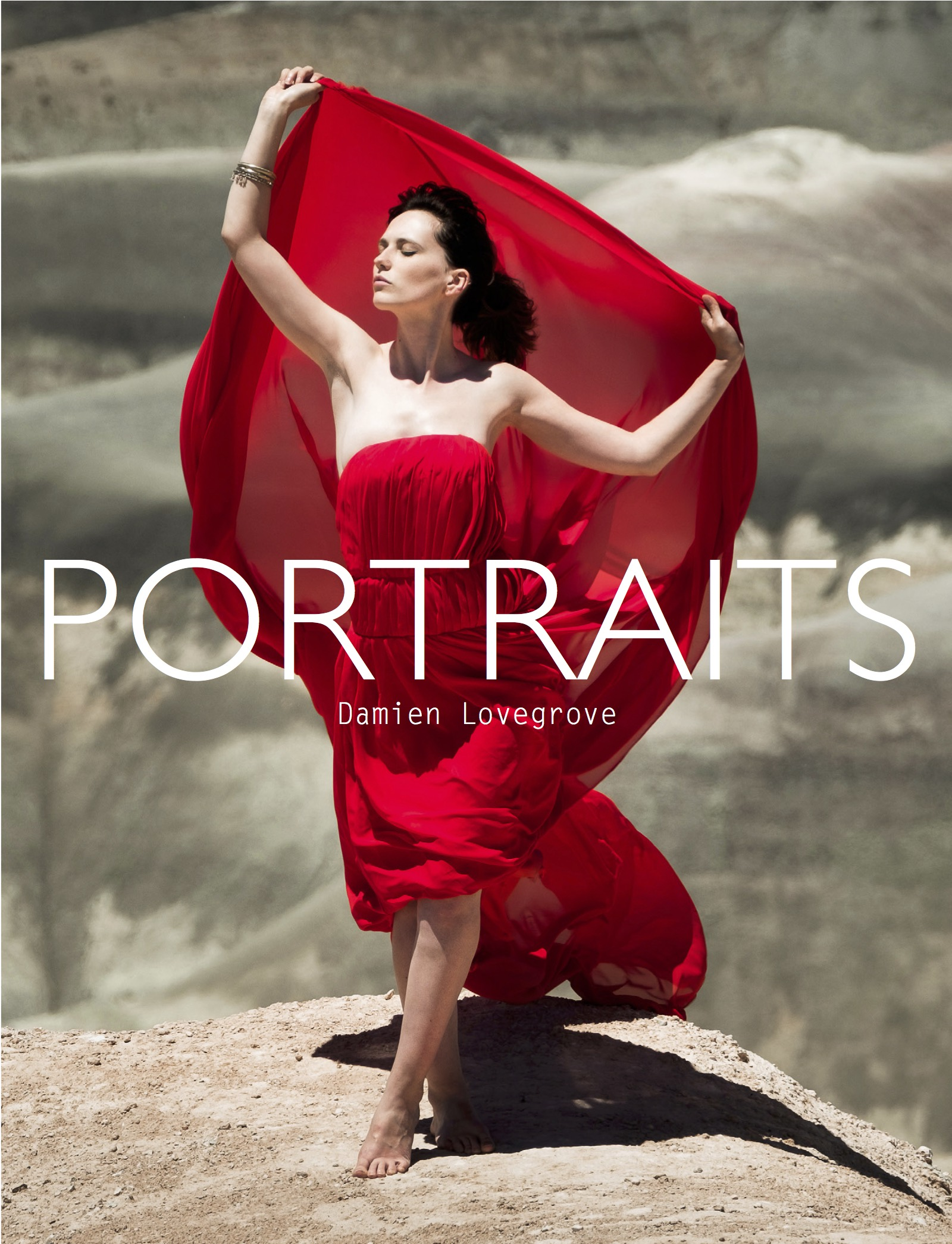 Portraits and Fujifilm X guide by Damien Lovegrove - By at Shop Zenfoto