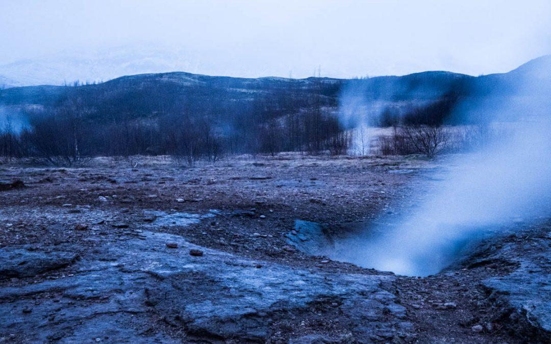 Til Island med fujifilm Danmark