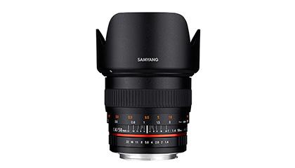 Samyang til Canon